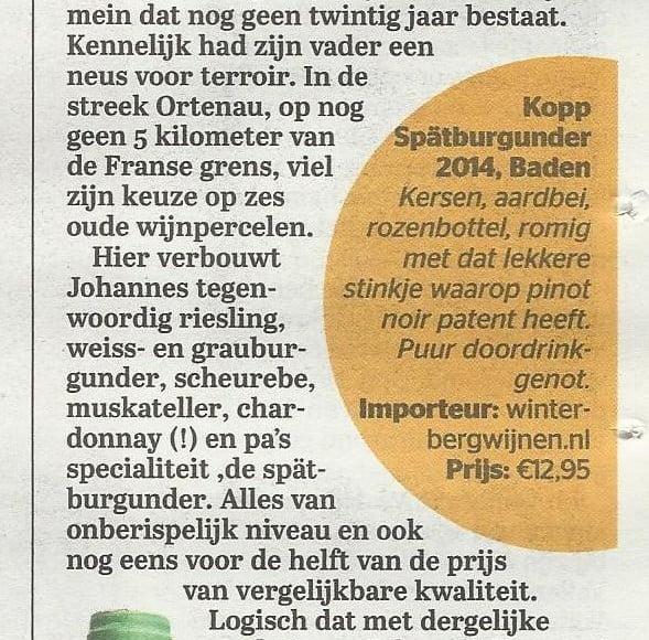 Kopp Telegraaf