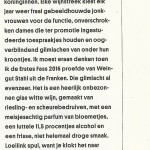 Erstes Fass in VK Magazine