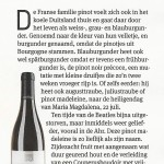 Pinot Madeleine Elsevier