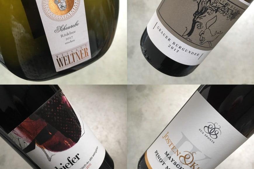 Finalewijnen 30e wijnconcours