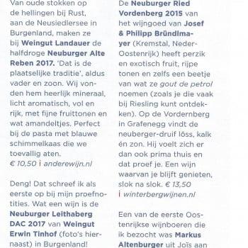 Neuburger Oostenrijk Magazine 2
