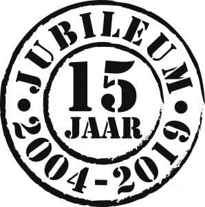 15-jaar-jubileum