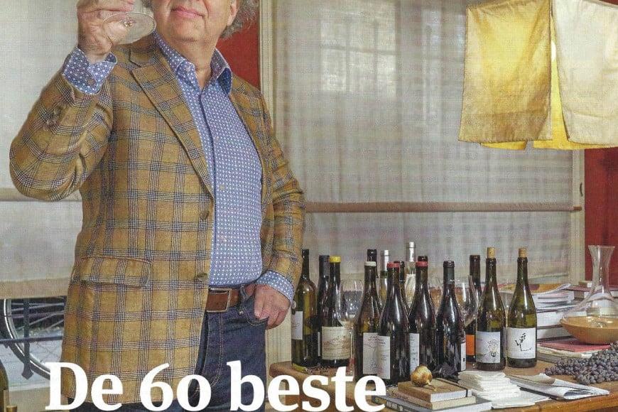 Nicolaas Elsevier Wijngids beste 60