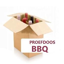 box rood BBQ