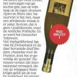 Steinkrügle in Volkskrant 14-11-2020
